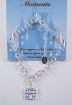 Disney Jewelry Silver Plated Magic Castle Bracelet - $19.60