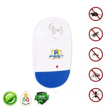 Ultrasonic Pest Control Repellent- Electronic Plug-in Repeller w/Night L... - $14.80