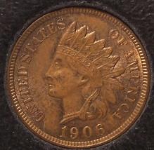 1906 Indian Head Cent GEM BU #0298 - $31.99