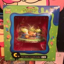 Disney × Pixar 2013 Halloween Toy story 1st lottery Alien figures funny ... - $66.33