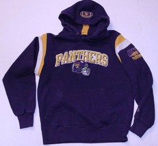 Men's Northern Iowa UNI Panthers Football S Hoodie Hooded Sweatshirt (Pu... - $13.99