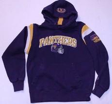 Men's Northern Iowa UNI Panthers Football S Hoodie Hooded Sweatshirt (Purple) Ch - $13.99