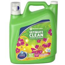 (127 Loads) Paradise Splash Ultimate Clean Liquid Laundry Detergent (196... - $28.58