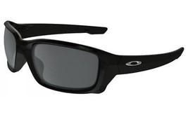 Oakley Sunglasses Straightlink OO9331-01 Matte Black Frames Black Lens 58MM - $108.33