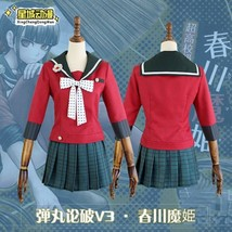 Danganronpa V3 Harukawa Maki Girl School Uniform Sailor Uniform Cosplay ... - $62.99