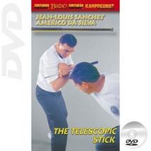 European Police Telescopic Stick Baton keibo DVD Sanchet Da Silva police - $28.00