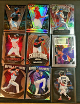 2019 Panini Prizm Prism Baseball Inserts Brilliance Machines Fire (You Pick) BI - $1.98+