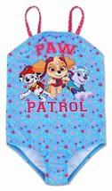 PAW PATROL SKYE NICKELODEON UPF-50+ Swim Bathing Suit Toddler's 2T, 3T o... - $16.99