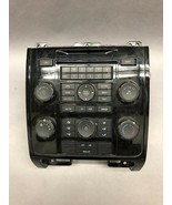2008 Ford Escape Radio CD Player Climate Control With Bezel 9L8419980AA OEM - $116.86