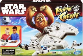 Star Wars Loopin Chewie Action Game Hasbro Force Awakens Trilogy NEW - $15.40
