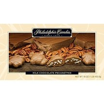 Philadelphia Candies Original Pecanettes (Caramel Pecan Turtles), Milk Chocolate - $23.71