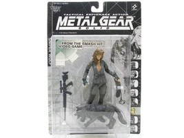 Metal Gear Solid > Sniper Wolf Action Figure - $46.04