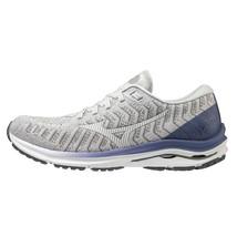 Mizuno RIDER WAVEKNIT 4 Women's Running Shoes Gray Walking Outdoor J1GD2... - $160.45