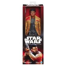 Star Wars Force Awakens Finn Jakku 11inch Action Figure Hasbro - $15.00