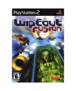 Wipeout Fusion [PlayStation2] - $5.66