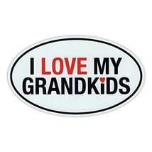 Refrigerator Magnet - I Love My Grandkids - Grandchildren, Grand Kids - ... - $6.99