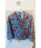 Disney Cars Pajamas, Two Piece, Long Pants, Size Medium - New with Tags - $14.98