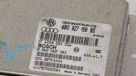 Audi A6 Quattro Tcm Transmission Computer Control Module 4b0927156bs image 3