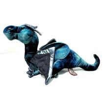 Douglas Cuddle Toy Jade Blue Dragon Plush Stuffed 729 image 2