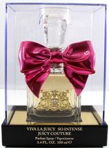Juicy Couture Viva La Juicy So Intense Perfume 3.4 Oz Eau De Parfum Spray image 4