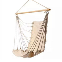 Romantic Indoor/Outdoor Hammock Rope Chair Swing - $68.00