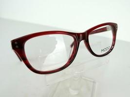 MODO  Mod.6036 (REDGT) Red Gradient 51 x 16 140 mm Eyeglass Frames - $37.36