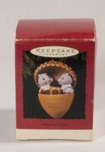 Vintage Hallmark Keepsake Christmas Ornaments Sister To Sister - $6.92