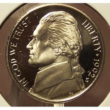 1992-S DCAM Proof Jefferson Nickel #0685 - $2.79