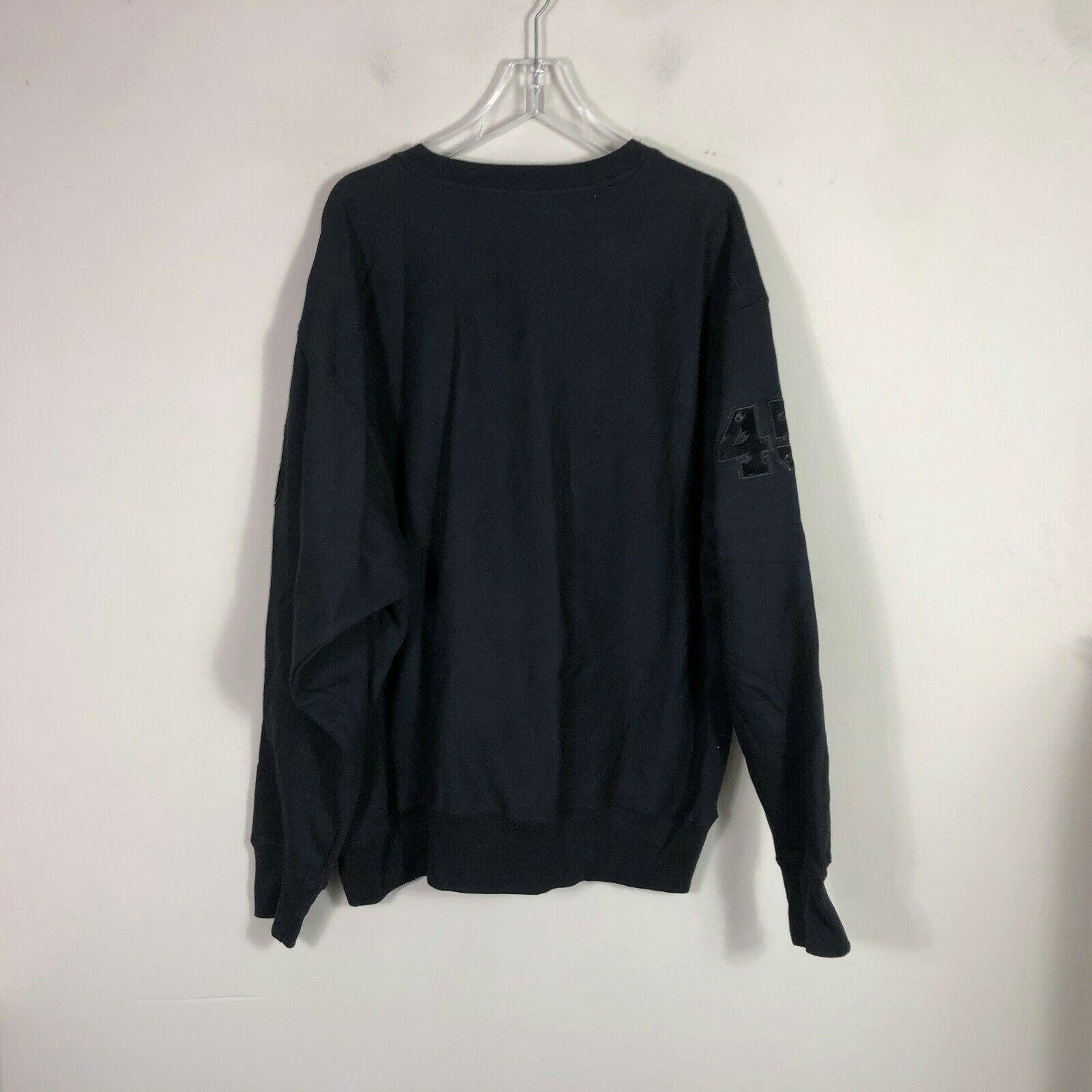 Vintage Champion Crew Neck Reverse Weave Sweatshirt XL NBA NBPA Sweatshirt image 6