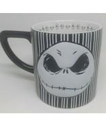 Disney Nightmare Before Christmas Jack Skeleton Large Coffee Mug 3D 18oz - $27.83
