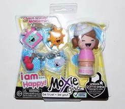 Moxie Girlz Charm Bracelet & Moxie Mini - I AM . . . HAPPY - $9.89