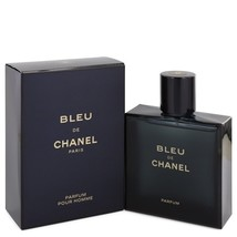 Chanel Bleu De Chanel 5.0 Oz Eau De Parfum Cologne Spray image 3