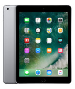 Apple iPad 5th Gen. 128GB, Wi-Fi, 9.7in Space Gray MP2H2LL/A (New in Retail Box) - $356.35