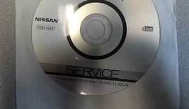 2013 Nissan NV200 Nv 200 Van Service Reparatur Shop Manuell CD DVD Neu OEM - $316.75