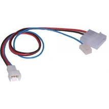 Inline Adapter Cable Power 12v>5V Fan DC Fan Cable Molex 3 Pole 33005 - $4.42