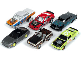 Johnny Lightning Street Freaks 2019 Release 1 Set B of 6 Cars Limited Ed... - $54.44