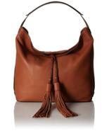 Rebecca Minkoff HS16IMOH13 Isobel Leather Hobo Bag in Almond - $137.61