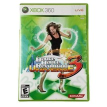 Microsoft Xbox 360 Dance Dance Revolutions Universe 3 Video Game (Complete) - $38.65