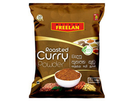 Freelan Roasted Curry Powder 100% Natural & Premium Quality Ceylon Pure ... - $7.87+