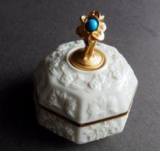 LENOX December Birthstone Trinket Box  - $9.99