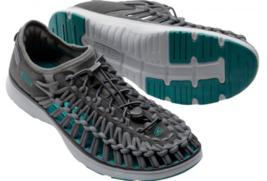 Keen Uneek O2 Taille US 9 M (D) 42 Homme Sport Sandales Gris Vert - $66.14
