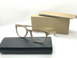 Burberry Eyeglasses FRAME B 2315 3839 NUDE 50-18-140MM ITALY NIB - $106.67
