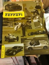 THE OFFICIAL FERRARI Yearbook 2011 English Official Magazine #15  - $69.29