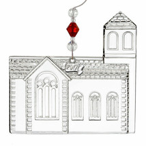Waterford Crystal Church Ornament # 40023174 New 2017 - $74.89