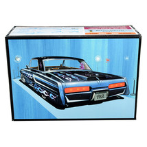 Skill 2 Model Kit 1962 Buick Electra 225 2 in 1 Kit 1/25 Scale Model by AMT NEW - $51.97
