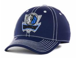 Dallas Mavericks Adidas M401Z Team Logo Stretch Fit Basketball Cap Hat - $21.99