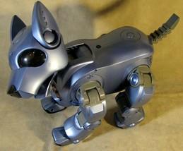 Tiger Silverlit Intelligent I-cybie Blue Robotic Dog - $39.59