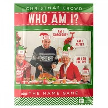 Christmas Crowd Who Am I? Name Game HH948 SSW-KL20343 - $52.55