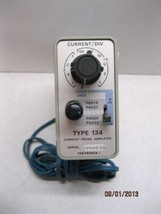 Tektronix 134 Current Probe Amplifier - $222.53