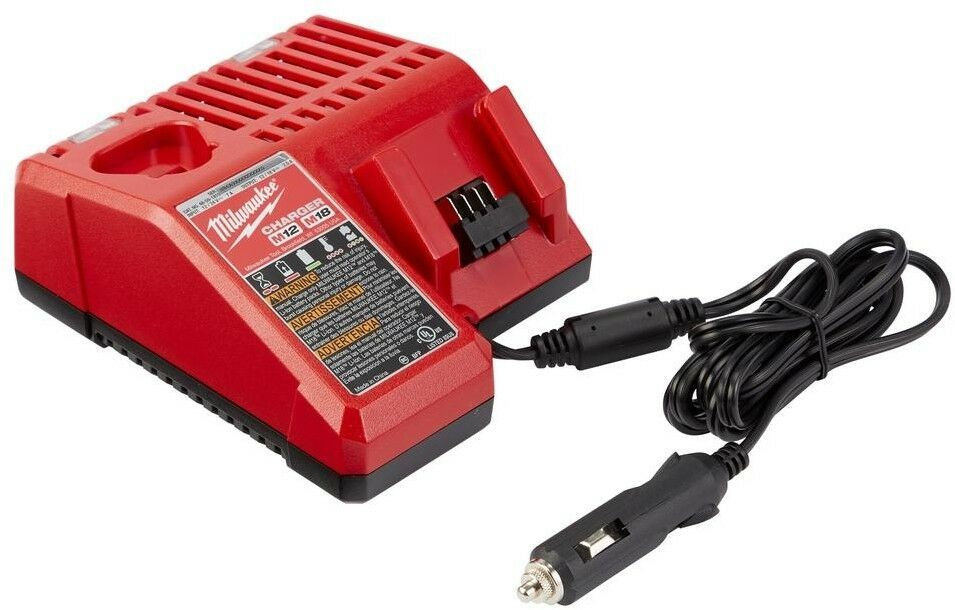 Primary image for Milwaukee Power Tool Battery Charger 12-Volt/18-Volt Lithium-Ion Multi-Voltage
